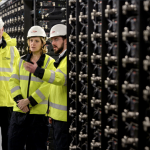 Europe's biggest electricity storage program turns operational in the UK