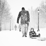 Met office alerts UK of coldest winter in decades.