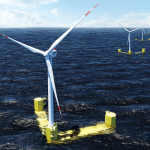 Could floating wind farms be the future to Britain's electric supply?