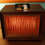 My property has old looking electric heaters, how do I upgrade them?